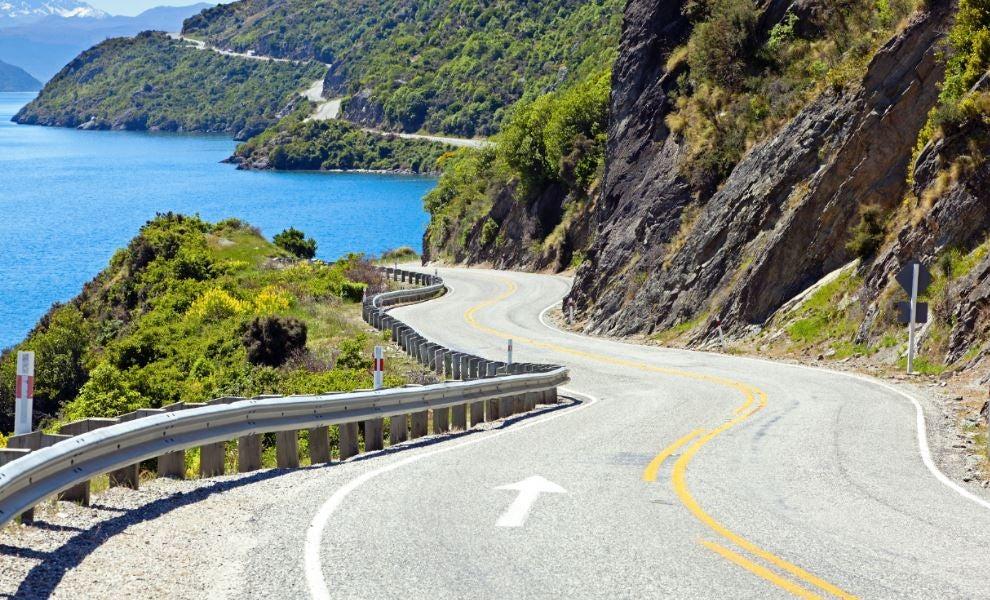 Mejores carreteras de Europa, Rumania, Reino unido, Francia, la calzada de los gigantes.