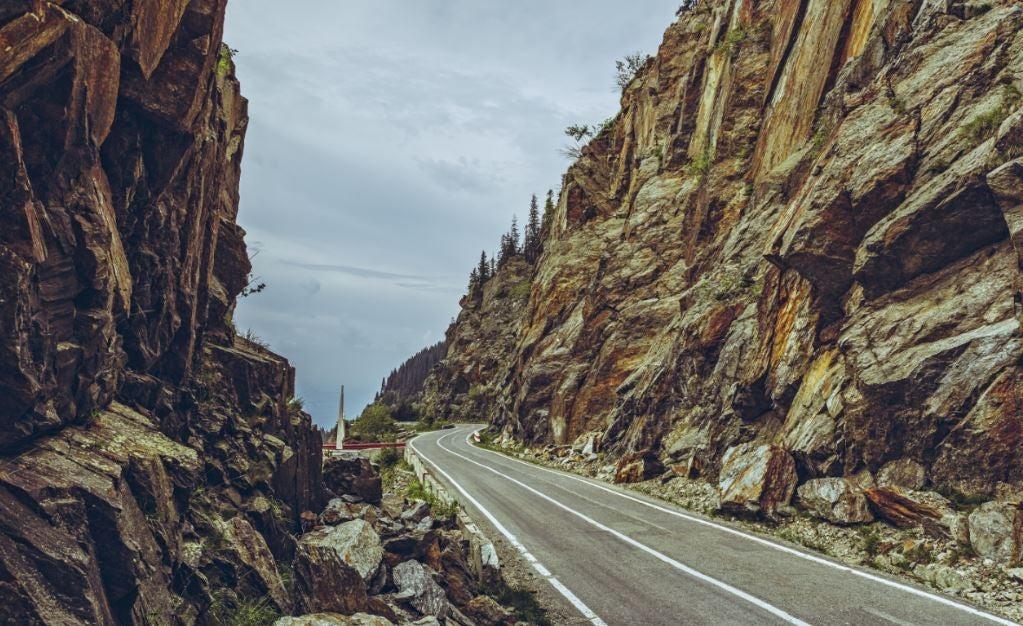 Las mejores carreteras de Europa