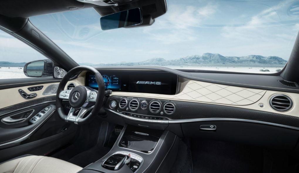 Mercedes-AMG S 63