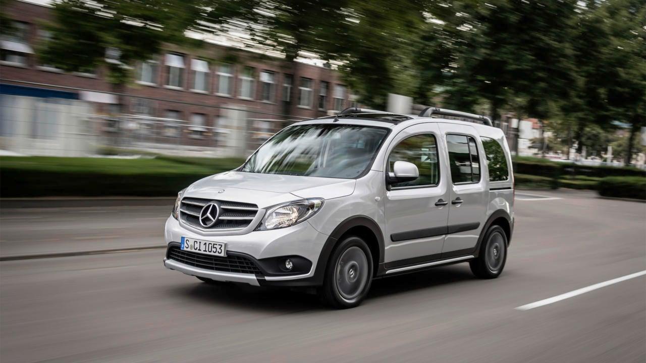 Mercedes Citan, ¿realmente era necesario Mercedes?