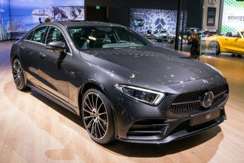 Mercedes CLS Coupé 2018