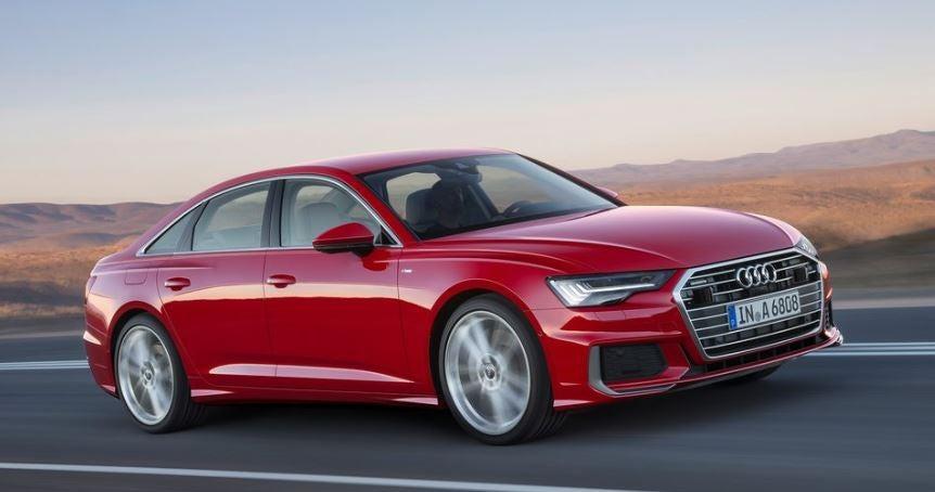 Nuevo Audi A6 2018.
