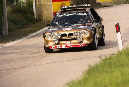 Potencia del Lancia Delta S4