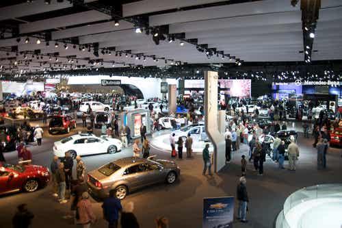 Salón de Los Ángeles, siguen reinando los SUV