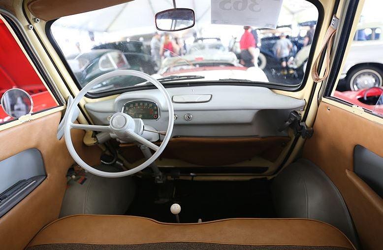 El SEAT 600.