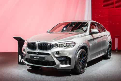 BMW X6 M, potencia y estilo en formato SUV