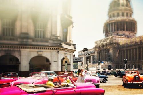 Los coches clásicos de Cuba