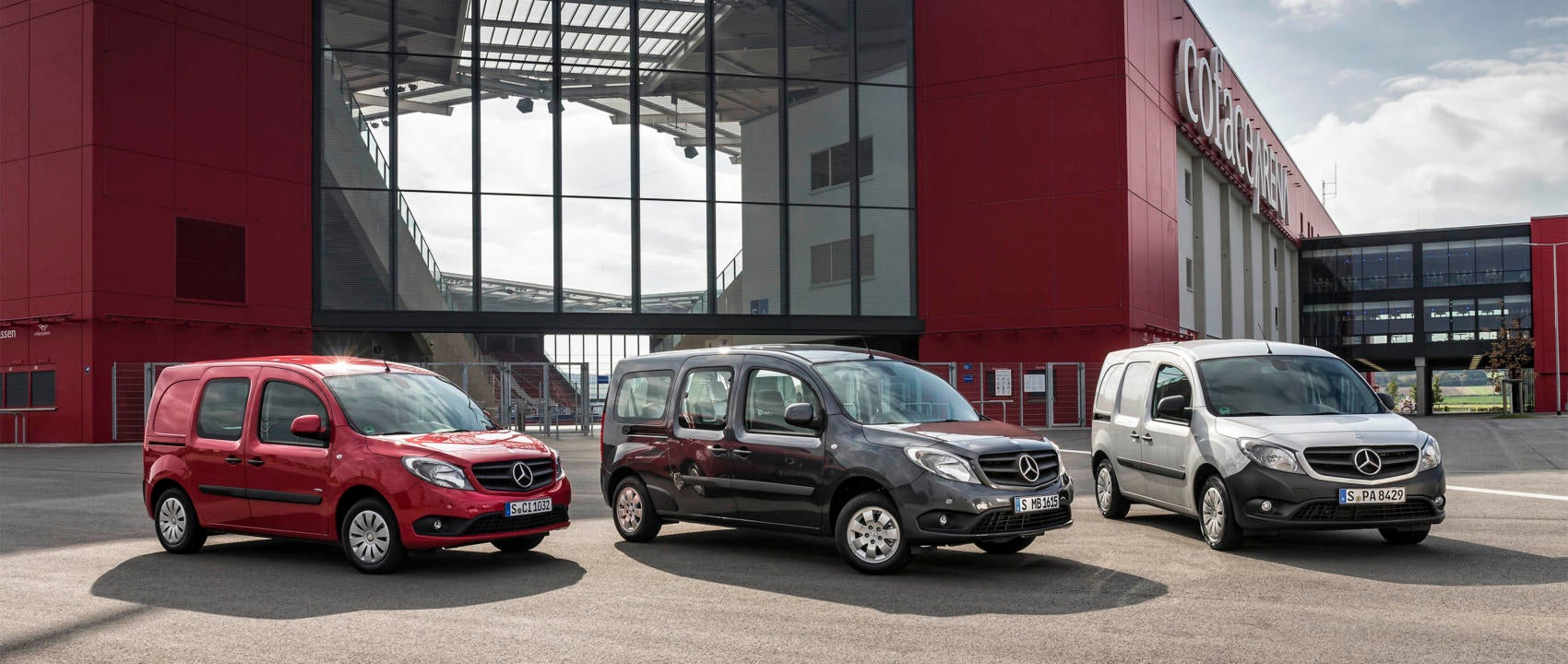 Versiones Mercedes Citan