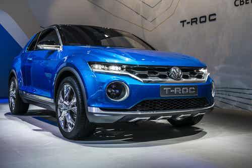 Volkswagen T-Roc: el posible sustituto del Golf