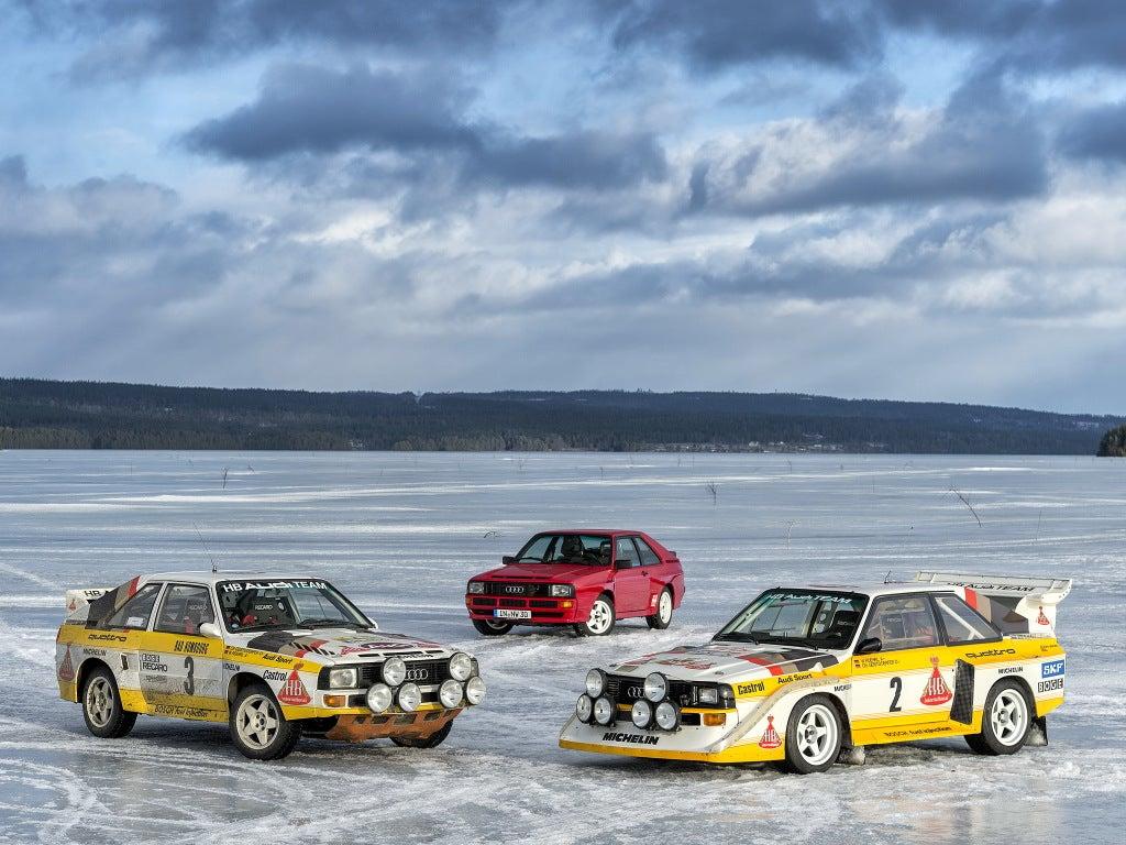 Grupo B: Audi Quattro, la cuna de la tracción total