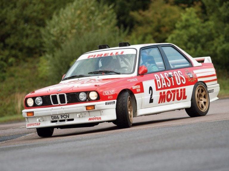 Grupo A: BMW M3 E30
