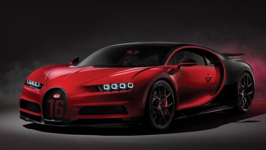 Bugatti Chiron Sport, optimizado para un mejor rendimiento en circuito