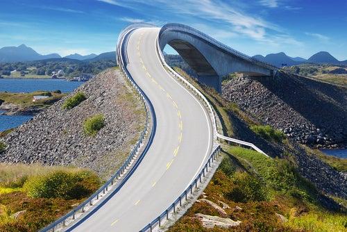 Las carreteras más espectaculares para conducir