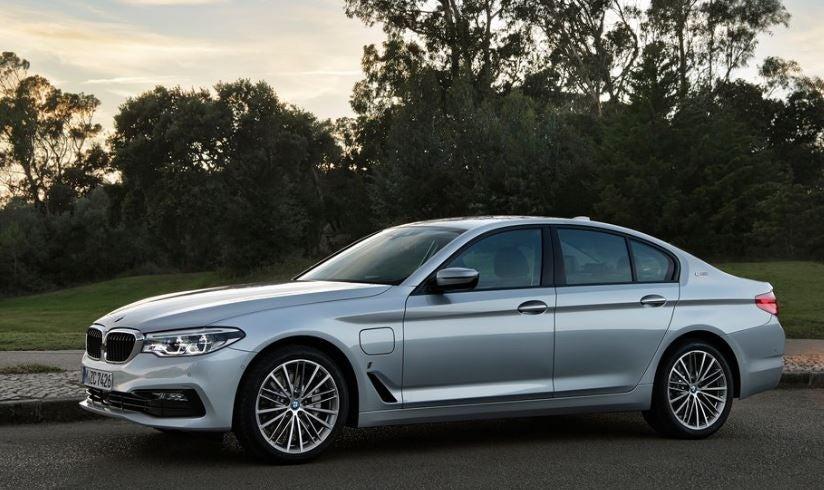 El tercer puesto en el coche del año en Europa 2018 fue para el BMW Serie 5.