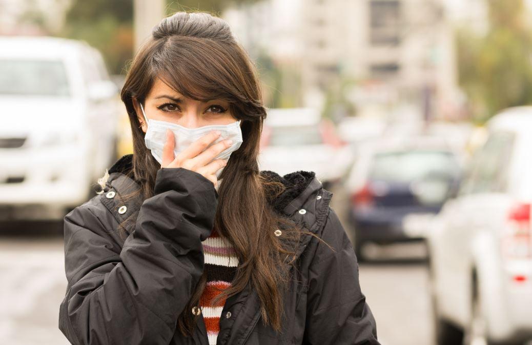 Vemos que parte de culpa tienen los coches de la contaminación en las ciudades.