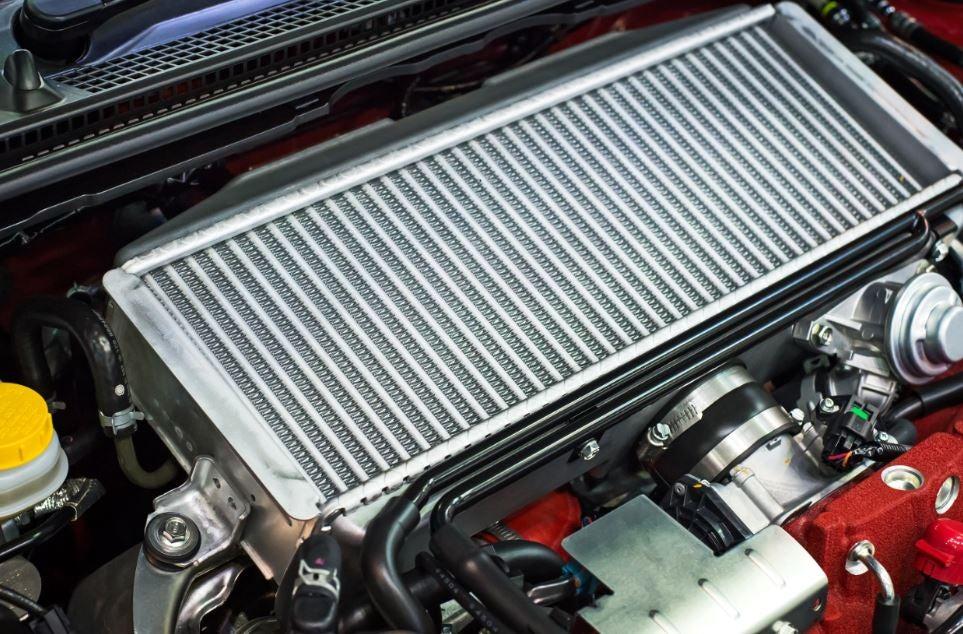 Cuidados para el radiador del coche