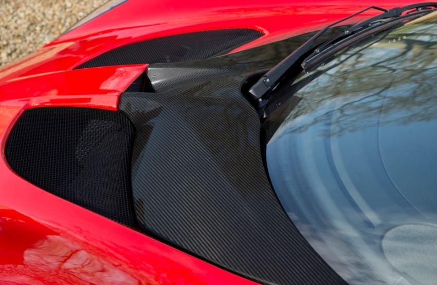 Detalle del Lotus Elise Sprint.