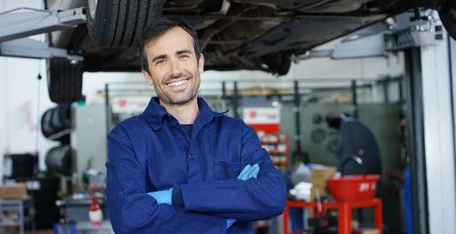 Escoger un buen mecánico