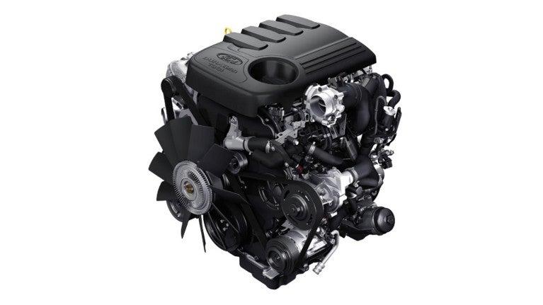 Ford Ranger: motor