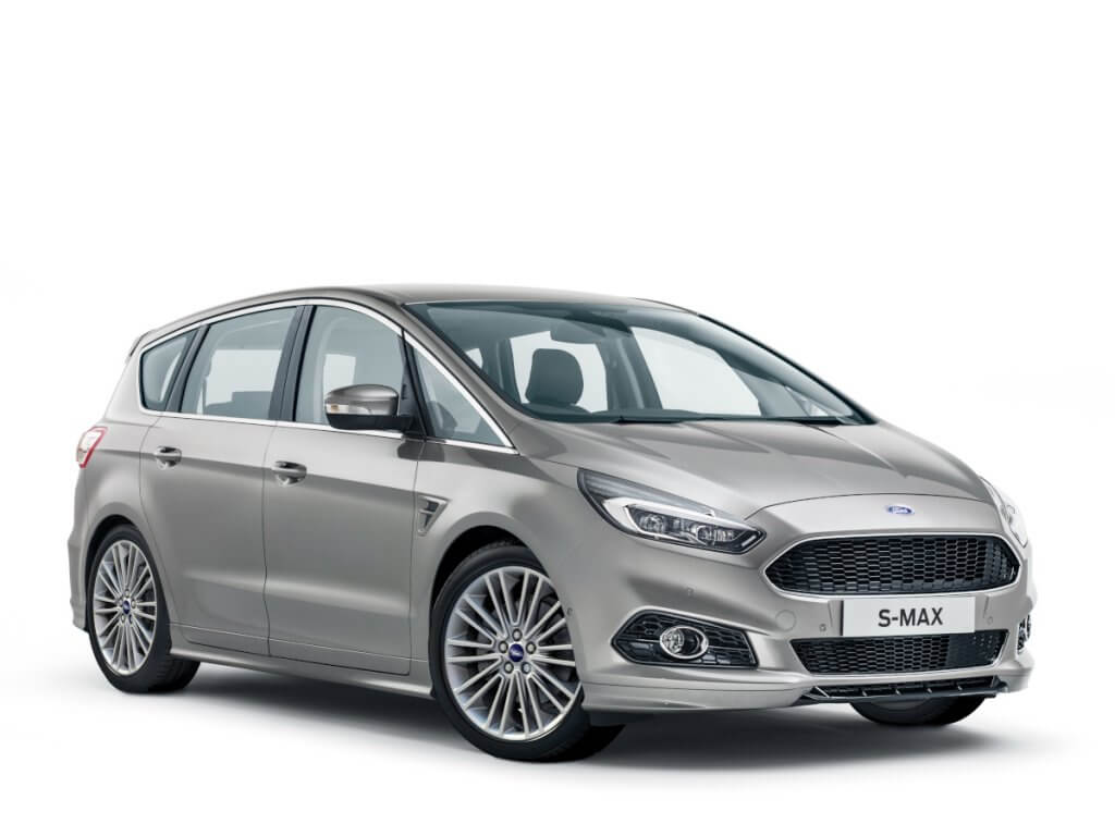 Ford S-Max: el rey monovolumen de Ford