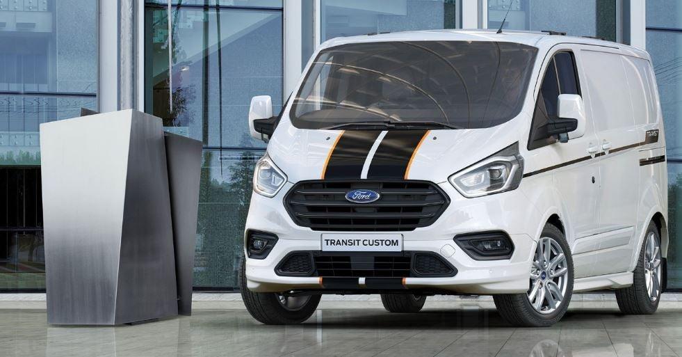 Ford Transit Custom, un ejecutivo muy adaptable