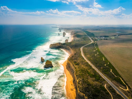 Great Ocean Road de Australia