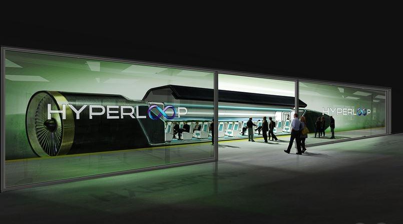 El Hyperloop y los nuevos medios de transporte