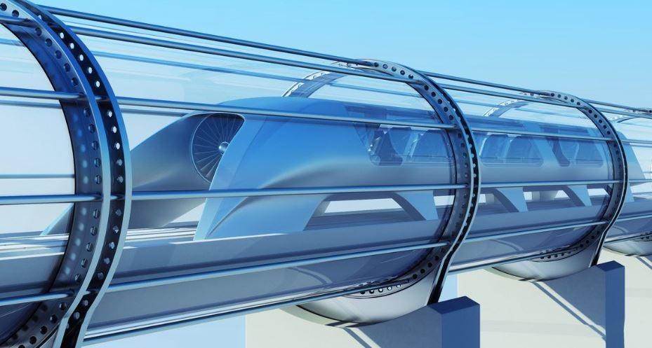 El Hyperloop es el nuevo medio de transpote que revolucionará el mundo.