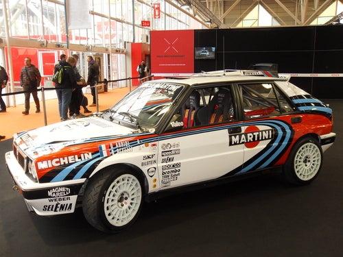 Lancia Delta Integrale 16v Grupo A