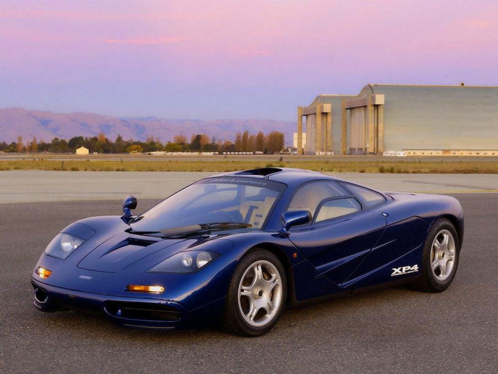 McLaren F1, los años 90 fueron suyos