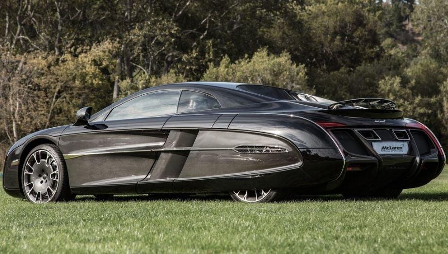 McLaren MSO.