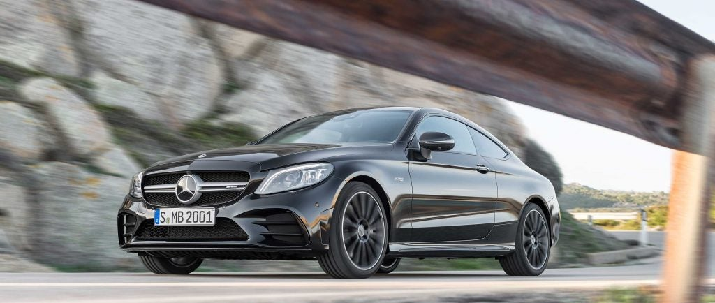 Mercedes-AMG C 43 Coupé / Cabrio 2018, ampliando la familia