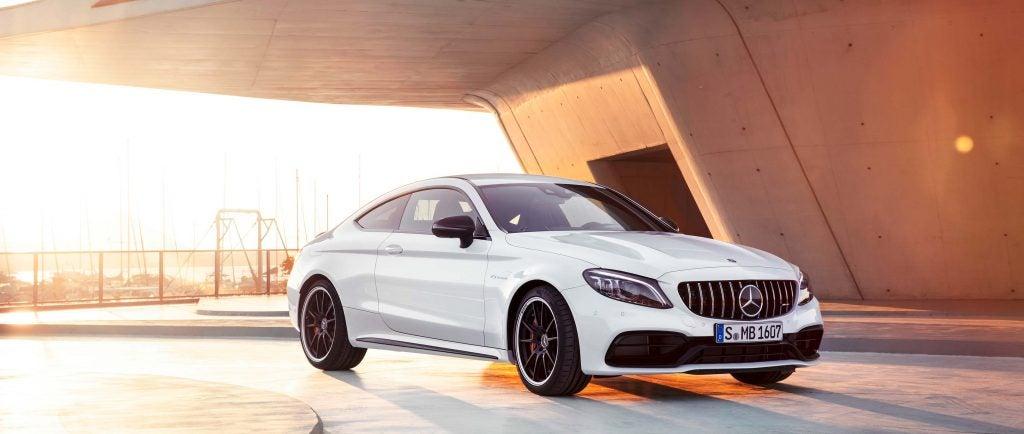 Mercedes-AMG C 63 2018, la versión más potente también se actualiza