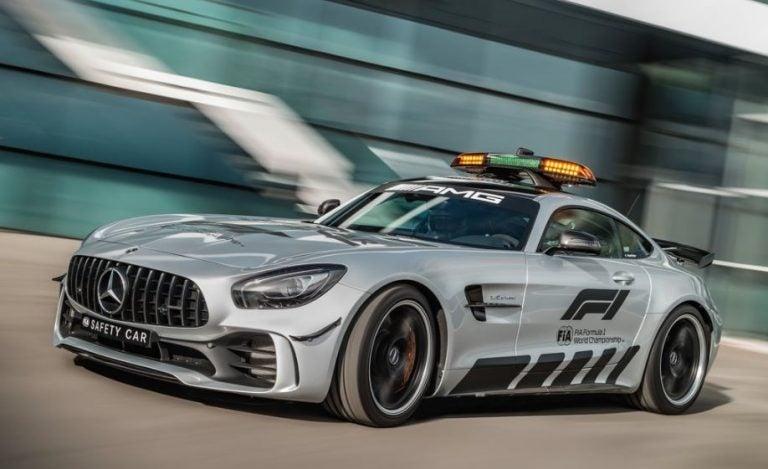 Mercedes-AMG GT R F1, el nuevo Safety Car de la Fórmula 1