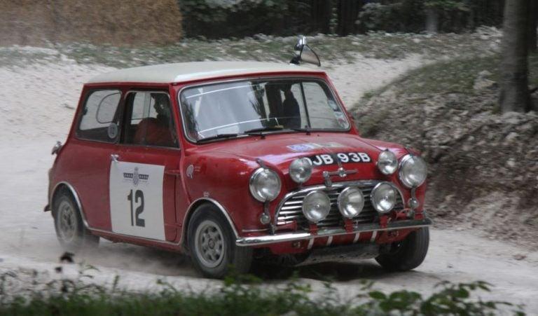 MINI rally, el pequeño matagigantes