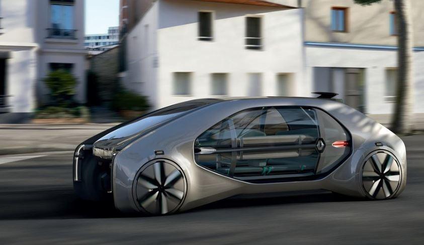 Nuevo Renault Ez-Go.