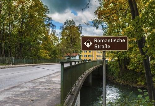 Romantische Strasse de Alemania