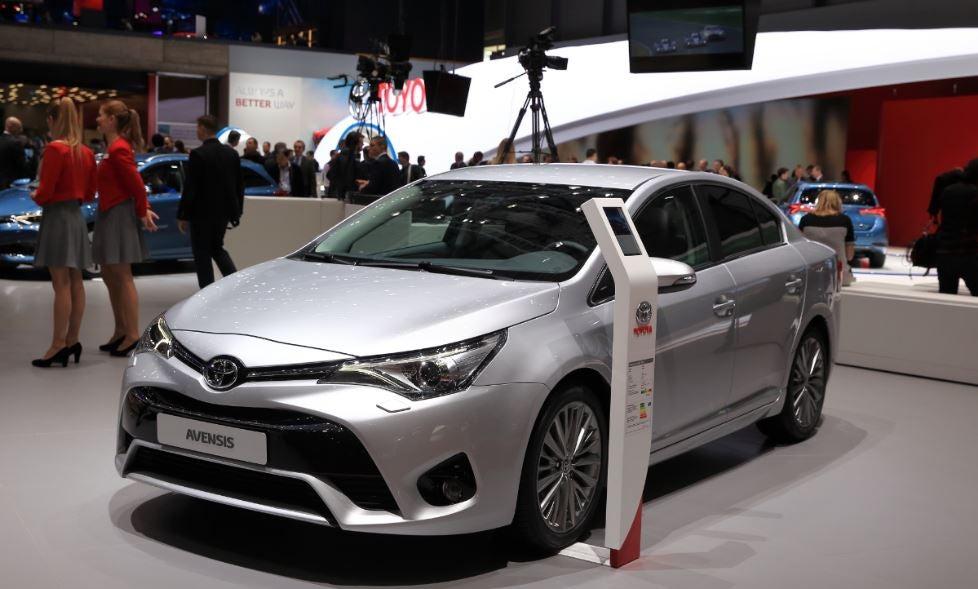 Toyota Avensis, segmento en peligro de extinción