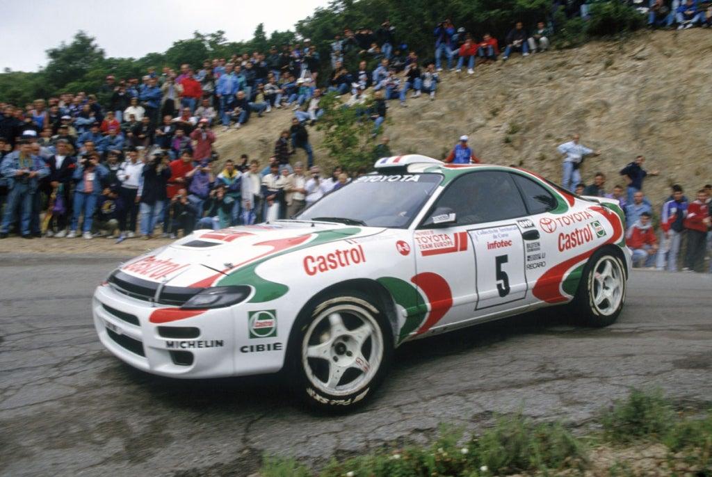 Toyota Celica Turbo 4WD 1992