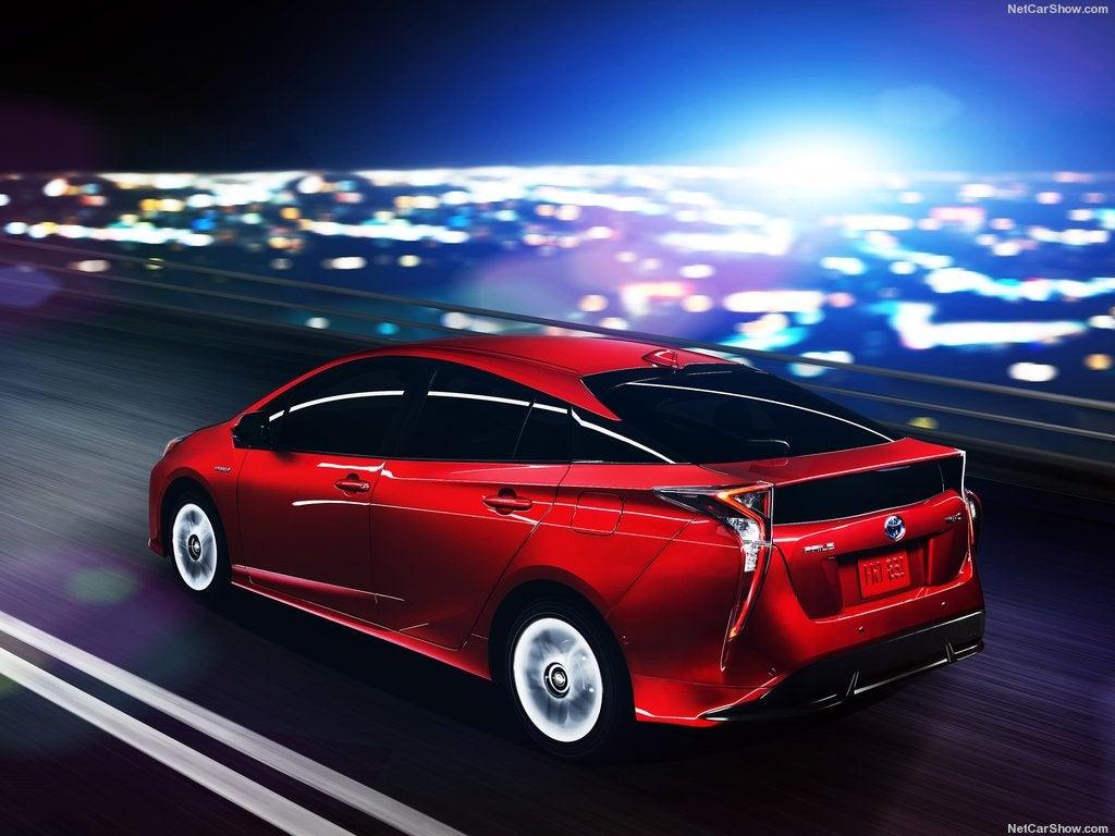 Toyota, la apuesta por un mundo más limpio