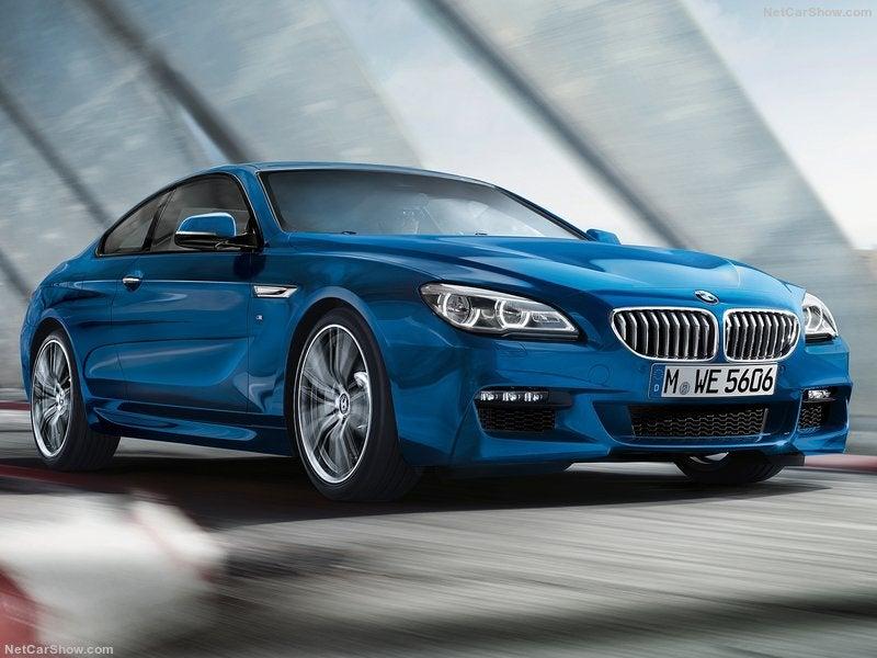 BMW Serie 6, el coupé de representación bávaro