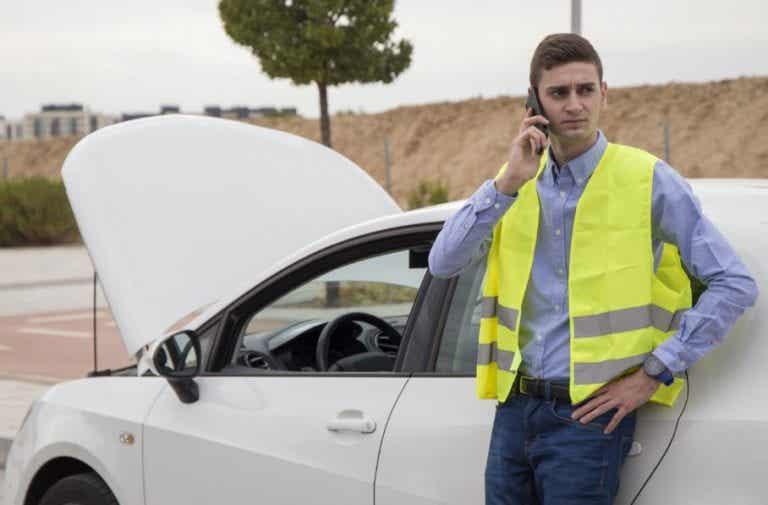Chalecos en el coche: ¿cuántos hay que llevar?