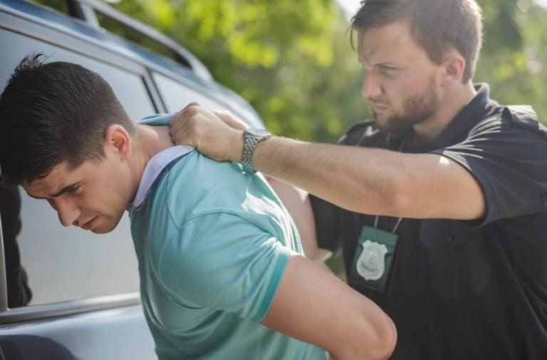 ¿Cuáles son las penas de cárcel en sanciones de tráfico graves?