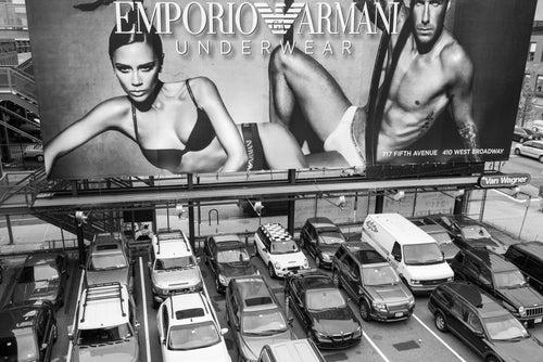 Los coches de David Beckham