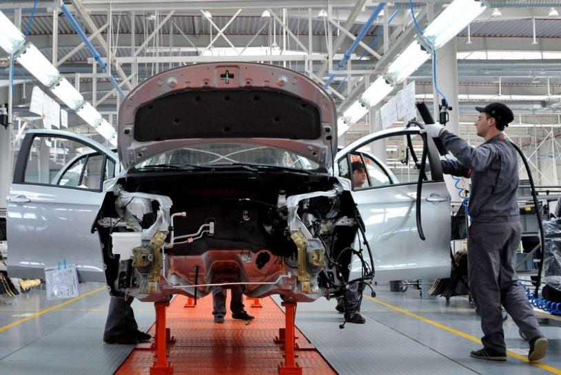 Los coches que se producen en España
