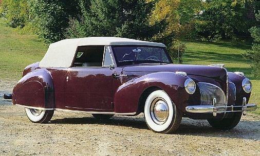 Lincoln Continental de 1941.