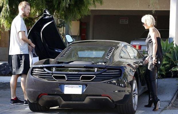 Los coches de Calvin Harris