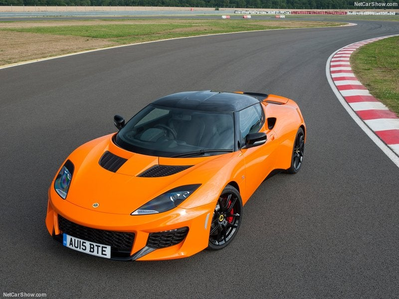 Lotus Evora 400: efectividad inglesa