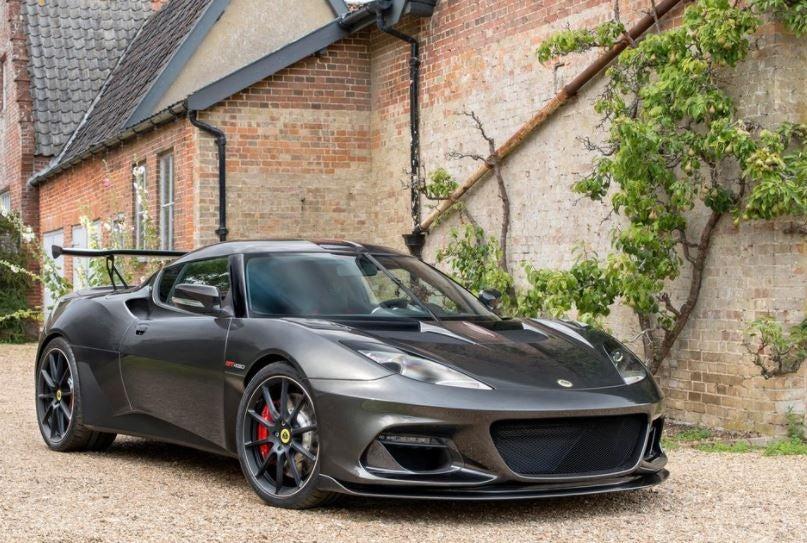 Lotus Evora GT430 y GT430 Sport: máximo exponente
