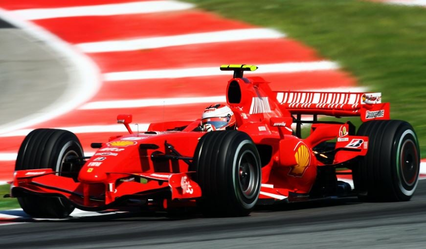 Marlboro en la Fórmula Uno.